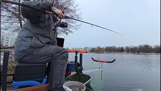 Рыбалка ранней весной ловля леща на фидер