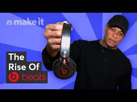 How Beats By Dre Became A Multi-Billion Dollar Brand