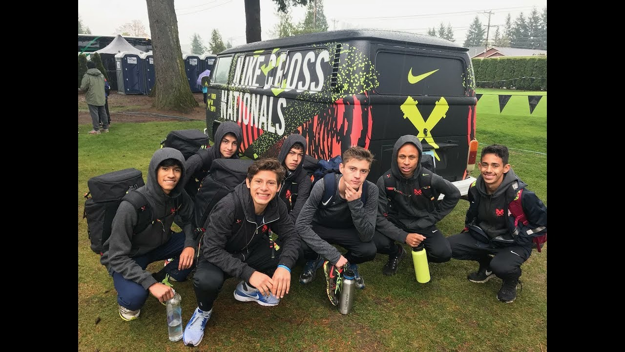 reputable site a8401 25b0f NIKE CROSS NATIONALS 2017