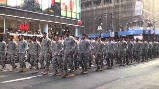 Veterans Day Parade - U.S. Army