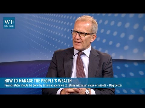 How to manage the people's wealth | World Finance