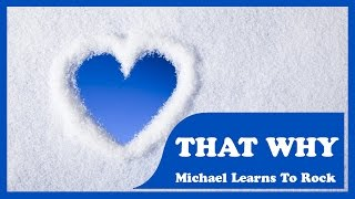 That's Why (You Go Away) - MLTR karaoke lyric (no vocal)