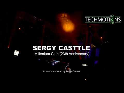 Sergy Casttle @millenium 23 aniversario La...