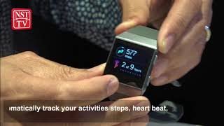Fitbit Ionic: Your fitness companion