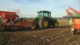 [FULL HD || 2011] John Deere, Fendt, Valtra || Landwirtschaft im Harz
