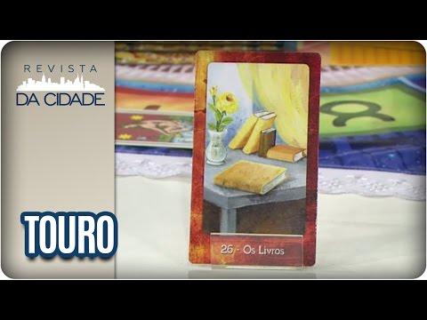 Previsão de Touro 07/05 à 13/05 - Revista da Cidade (08/05/2017)