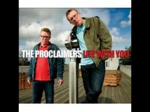 The Proclaimers-Let's Get Married-Remaster-Lyrics