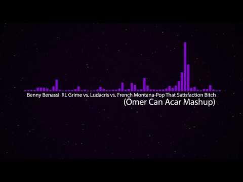 Benny Benassi - RL Grime vs. Ludacris  - Satisfaction (Mashup Ömer Can Acar)