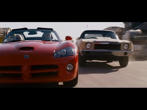 Fast and Furious: Tokyo Drift (2006) - Race for a girl |
