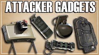 Siege School: Attacker Gadgets - Rainbow Six Siege