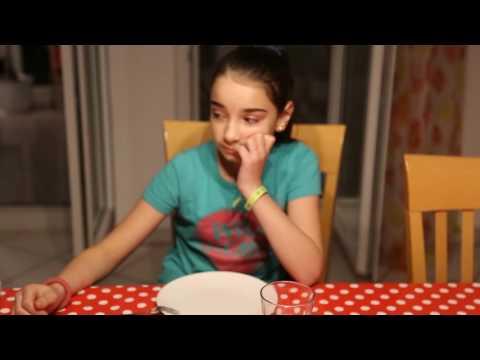 Kurzfilm über Bulimie