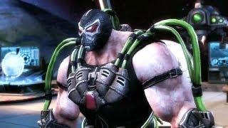 Injustice Gods Among Us : Batman VS Bane !