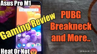 Asus Zenfone Max Pro M1 | Gaming Review (Popular Games)| Technology Review
