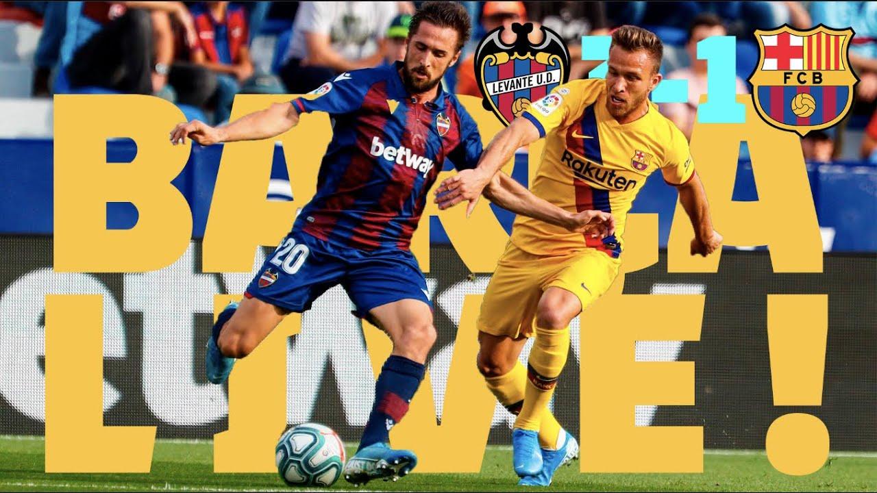 Levante vs. Barcelona: Where to Watch La Liga, TV Channel, Live ...