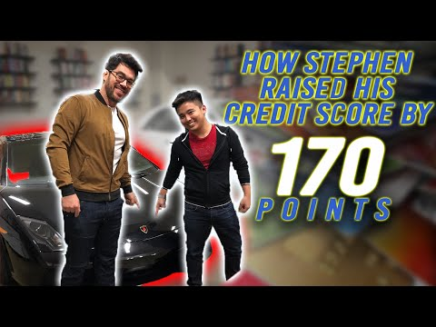 💻How Stephen Raised His Credit Score By 170 Points Part 2  💵- tailopez.com/credithacks