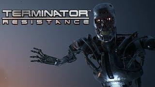 Terminator Resistance Xbox One X 4K Gameplay