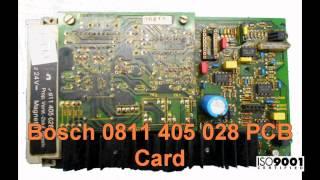 Bosch 0811 405 028 PCB Card Repairs @ Advanced Micro Services Pvt. Ltd,Bangalore,India