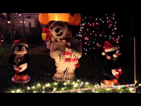 Christmas in July 2014 - Singing bears