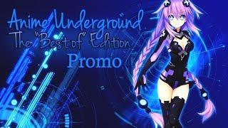 ♚ -- Best of Anime Underground // Ramencon 2014 Panel Promo