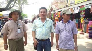 MC VIET THAO- Teaser DU LỊCH  - VIỆT THẢO in MYANMAR- DẤU TÂM PHẬT