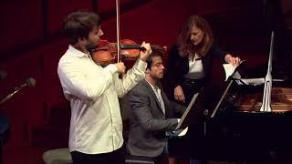 Prokofiev : Sonate pour violon et piano n° 2 - François Pineau-Benois et Aurèle Marthan