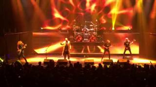 "Judas Priest ""The Rage"" live at the Pearl Theatre in the Palms in Las Vegas 10/17/2015"
