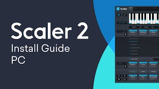 PC Installation Activation Guide | Scaler 2