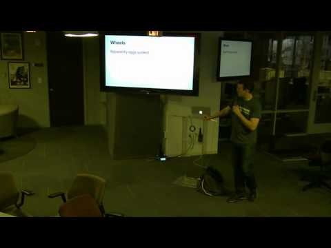 Managing Python Packages with Austin Web Python User Group