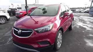 18B029 2018 Buick Encore Preferred For Sale Columbus Ohio