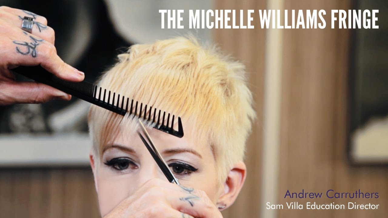 How To The Michelle Williams Fringe  YouTube