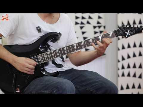 Cort X-11 - Elektro Gitar