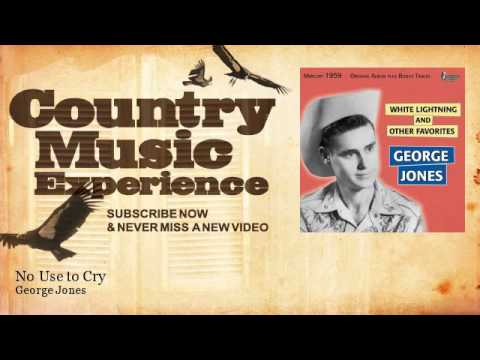 George Jones - No Use to Cry - Country Music Experience