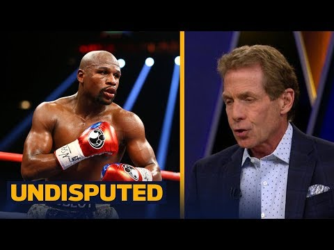 Thumbnail: Shane Mosley predicted Mayweather will be laughing vs McGregor - Skip Bayless reacts | UNDISPUTED