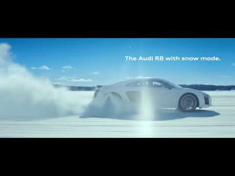 Audi Sport - Snow Commercial TV
