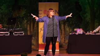 Host, Kelsey - First Person Arts StorySlam: Forbidden Fruit