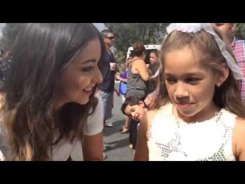La Voz Kids 4 | Caeli se encuentra en las pre-audiciones de La Voz Kids en Los Ángeles