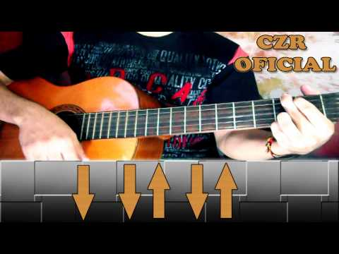 Batida 6 - Ritmo 3 por 4, Aprenda 4 musicas fáceis com esse ritmo