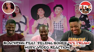 "We check out the music video for ""ice cream"" by blackpink feat. selena gomez. what did think about it? our reactions and let us know you th..."