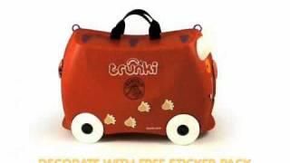 How to use Trunki Gruffalo - Babys-Mart