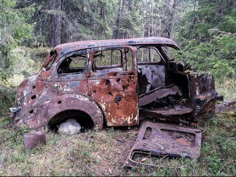 Old Abandoned Car from YouTube · Duration:  37 seconds