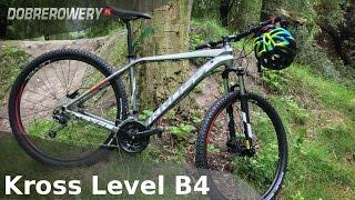 Recenzja roweru górskiego Kross Level B4