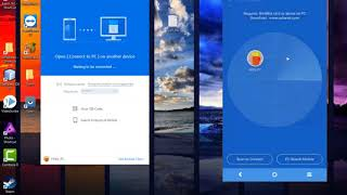 How to transfer files with SHAREit on pc