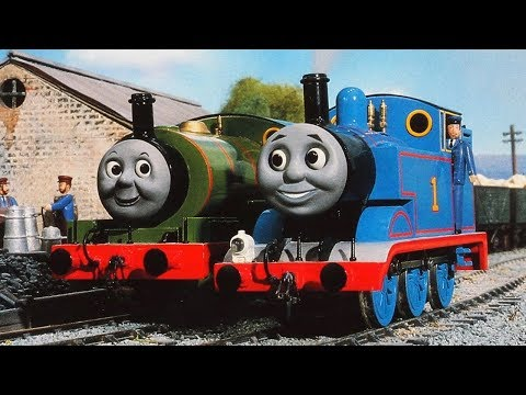 THAT'S WHAT FRIENDS ARE FOR - THOMAS & FRIENDS Music Video