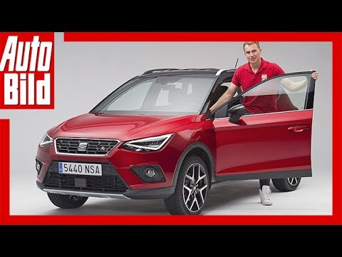 seat arona 2017 vorstellung sitzprobe details. Black Bedroom Furniture Sets. Home Design Ideas