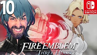 The Foggy Battle With A Bitter Message  Let's Play Fire Emblem Three Houses [ShadyPenguinn 10]