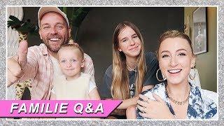 Q&A MET BIBI & OLLIE - LEEFTIJDEN, RUZIE EN BIBI'S SCHOOL? 😳 - Queen of Jet Lags
