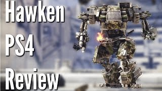 HAWKEN PS4 REVIEW