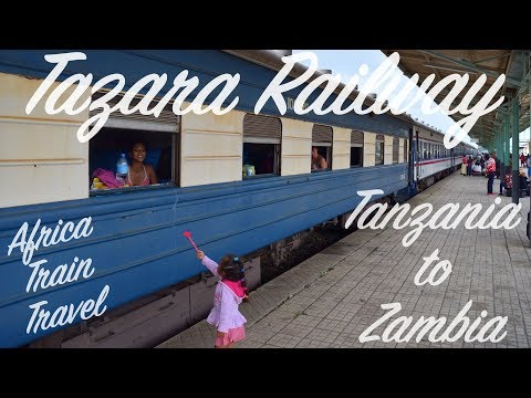 STUCK ON A TRAIN! (60 HOURS) // THE XPAT FAMILY // TAZARA RAILWAY // TRAVEL VLOG / FAMILY VIDEO