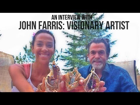 An Interview With John Farris: Visionary Artist