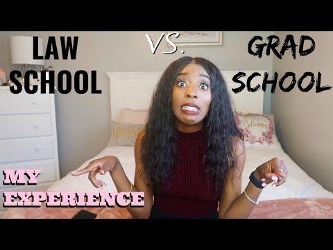 LAW SCHOOL VS. GRAD SCHOOL| WHICH GRADUATE PROGRAM IS BEST FOR YOU?| MY J.D./MBA EXPERIENCE